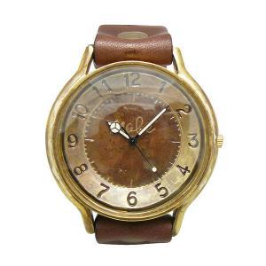 手作り時計 渡辺工房 JUM116 クオーツ腕時計|a-spiral