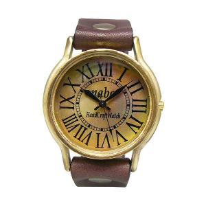 手作り時計 渡辺工房 JUM31-RM クオーツ腕時計|a-spiral