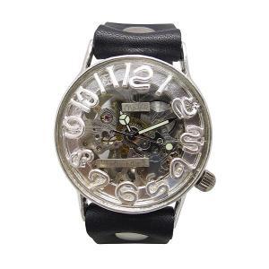 手作り時計 渡辺工房 SHW060 機械式(手巻き)腕時計|a-spiral