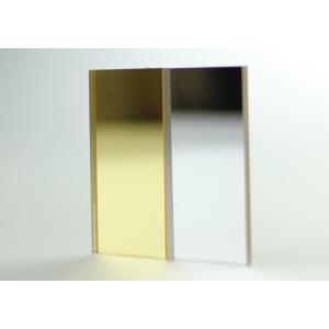 アクリルミラー板 ゴールド 3mm 1100×1300mm|a-to-d|02