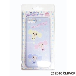 チェブラーシカ ゆめチェブ iPhone6/6s/7/8 兼用ケース キャンディパープル|a-works-shop