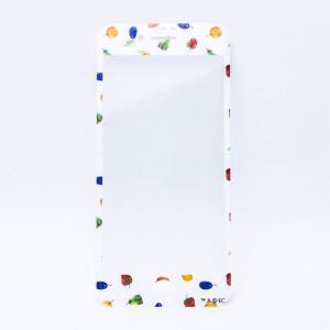 エリック・カール はらぺこあおむし 強化ガラスフィルム フルーツ|a-works-shop