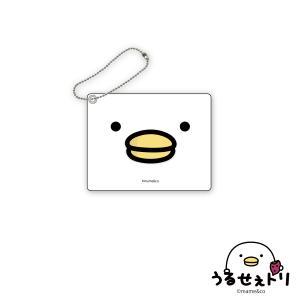 うるせぇトリ PVCパスケース (うるせぇトリフェイス)|a-works-shop