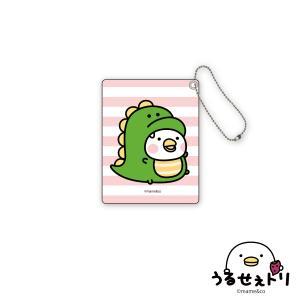 うるせぇトリ PVCパスケース (うるせぇトリ恐竜)|a-works-shop