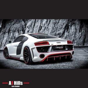 アウディ R8用 エアロパーツ セット|a1hills|02