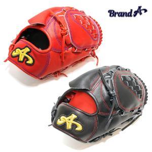 野球 BrandA ブランドA 硬式グラブ 投手用 907AJ001 ジュテルレザー 日本製 型付け無料 サイズ約30.0cm a27baseball