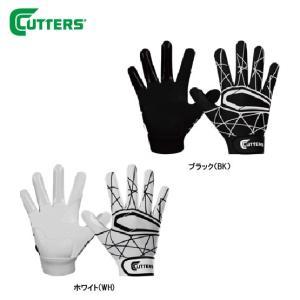 野球 カッターズ CUTTERS バッティンググラブ 手袋 リードオフ2.0 両手用 B221|a27baseball