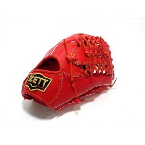 野球 ゼット ZETT プロステイタス 硬式 外野用グラブ 型付け無料 BPROG670 右投用 左投用 a27baseball