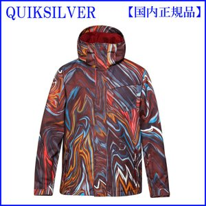 QUIKSILVER ウェア 【クイックシルバー スノーボードウェア】 TRAVIS RICE MISSION PRINTED SHELL JACKET|a2b-web