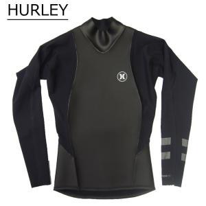 HURLEY ハーレー  タッパー FREEDOM 201 LS JACKET フュージョン ロングスリーブジャケット 国内正規品 2015年発売モデル サーフ サーフィン|a2b-web