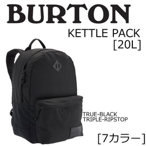BURTON バックパック KETTLE PACK 20L ケトルパック バートン 鞄  リュック|a2b-web