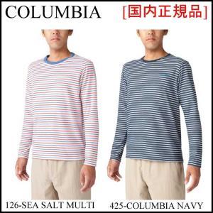 コロンビア Yonge Street Long Sleeve Crew PM1705 ヤングストリートロングスリーブクルー COLUMBIA Tシャツ|a2b-web