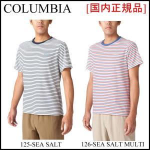 コロンビア Yonge Street Short Sleeve Crew PM1706 ヤングストリートショートスリーブクルー  COLUMBIA Tシャツ|a2b-web