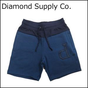 Diamond Supply Co. パンツ SCHOOL YARD SWEATSHORTS ダイヤモンドサプライ パンツ スケートボード [国内正規品]|a2b-web