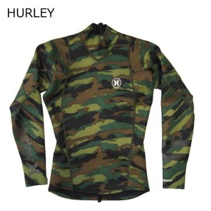 HURLEY ハーレー  タッパー FUSION 101 LS JACKET フュージョン ロングスリーブジャケット 国内正規品 2016年発売モデル サーフ サーフィン|a2b-web