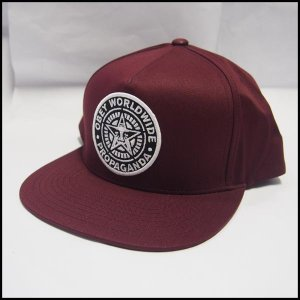 OBEY (オベイ) CLASSIC PATCH SNAPBACK CAP キャップ ススナップバックバックキャップ 帽子|a2b-web
