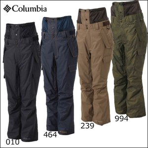 COLUMBIA パンツ スノーボードウェア エクストリームポイントパンツ 16-17 コロンビア EXTREME POINT PANT PM4775 メンズ ユニセックス 限定カラー有り|a2b-web