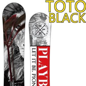 19-20 MOSS TOTO BLACK モス トトブラック スノーボード 板 スノボー SNOWBOARD 板|a2b-web