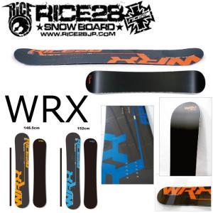 19-20 ライス28 WRX RICE28 スノーボード メンズ 板 グラトリ スノボー|a2b-web