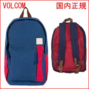 VOLCOM バッグ SMALLS CANVAS BACKPACK バックパック リュック 鞄 BACKPACK|a2b-web