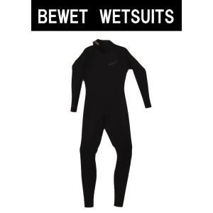 BEWET ビーウェットウェットスーツ 3mm FULL フルスーツ|a2b-web