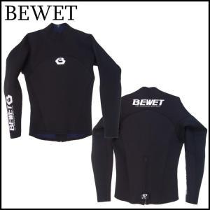 BEWET ビーウェット 長袖 タッパー PLAYER ロングスリーブ 2015モデル|a2b-web