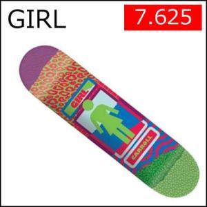GIRL デッキ RIPPED OG ガール スケートボード  スケートボードデッキ / スケボー SKATEBOARD DECK|a2b-web