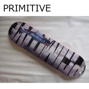 PRIMITIVE デッキ DOGFIGHT プリミティブスケートボード  スケートボードデッキ / スケボー PAUL RODRIGUEZ SKATEBOARD DECK|a2b-web
