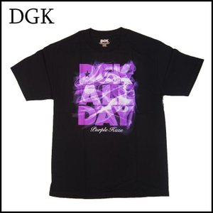 DGK Tシャツ ディージーケー 半袖 TEE シャツ PURPLE HAZE  スケーター |a2b-web