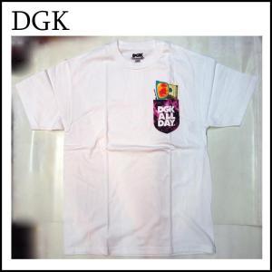 DGK Tシャツ ディージーケー 半袖 TEE シャツ Tシャツ ショートスリーブスケーター |a2b-web