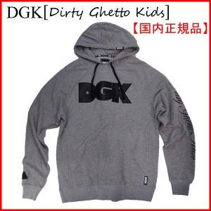DGK パーカー ディージーケー プルオーバー フード COLLECTIVE HOODED FLEECE|a2b-web