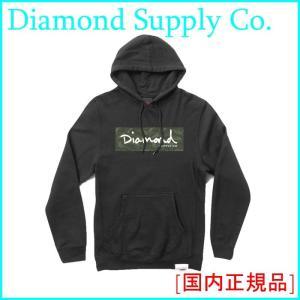 Diamond Supply Co.  ダイヤモンド サプライ プルオーバーフード パーカー HOODIE|a2b-web
