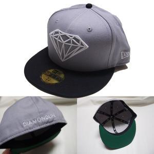 Diamond Supply Co. キャップ BRILLIANT FITTED ダイヤモンドサプライ キャップ ニューエラ NEWERA  [国内正規品] a2b-web