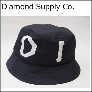 Diamond Supply Co. ハット DUGOUT BUCKET HAT ダイヤモンドサプライ バケットハット [国内正規品] a2b-web