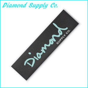 正規品 Diamond Supply Co. デッキテープ ダイヤモンドサプライ OG SCRIPT GRIPTAPE SKATEBOARD スケートボード スケボー グリップテープ|a2b-web