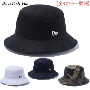 ニューエラ バケットハット NEWERA BUCKET-01 HAT BUCKET HAT NEW ERA ニューエラ ハット NEWERA ストリート|a2b-web