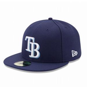 ニューエラ キャップ タンパベイ レイズ NEWERA MLB AUTHENTIC COLLECTION 59FIFTY CAP TAMPA BAY RAYS NEW ERA ※MLB|a2b-web