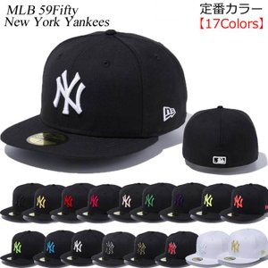 ニューエラ キャップ ニューヨーク ヤンキース NEWERA MLB 59FIFTY CAP NEW YORK YANKEES NEW ERA ※MLB|a2b-web