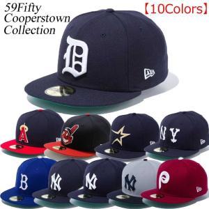 ニューエラ キャップ NEWERA COOPERSTOWN COLLECTION 59FIFTY CAP クーパーズタウン コレクション 帽子 MLB ※MLB|a2b-web
