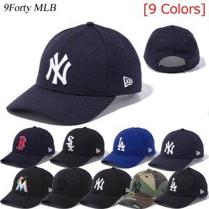 ニューエラ キャップ 9FORTY 940 MLB CAP メジャーリーグ  ヤンキース ドジャース NEW ERA ※MLB|a2b-web