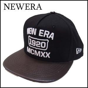 ニューエラ キャップ NEWERA キャップ ハット GENUINE LEATHER STRAPBACK CAP|a2b-web