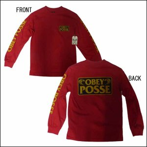 OBEY ロンT オベイ オーベイ メンズ 長袖 TEE シャツ ティーシャツ LONG SLEEVE TEE SHIRT|a2b-web