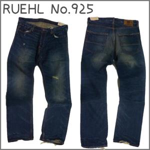 RUEHL No. 925 メンズ デニム ジーンズ デニムパンツ DENIM JEANS ルール ナンバー 925  アメカジ|a2b-web