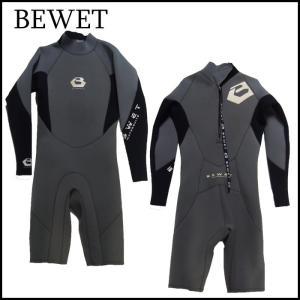 BEWET ビーウェットウェットスーツ LONG SPRING ロングスプリング|a2b-web