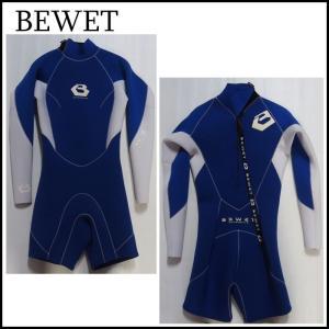 BEWET ビーウェットウェットスーツ LONG SPRING レディースロングスプリング|a2b-web