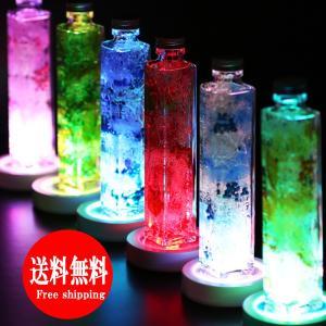 ハーバリウム プレゼント LEDコースター付き ...の商品画像