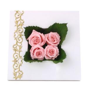 還暦祝い プレゼント 母 プリザーブドフラワー SWフレーム 誕生日プレゼント 退職祝い 女性 結婚祝い 結婚記念日 ギフト 贈り物|a4s
