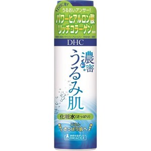 DHC 濃密うるみ肌 化粧水 さっぱり 180ml|aaa83900