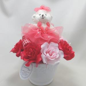 サボン ドゥ フルール オリジナルアレンジ002 (ギフト 母の日 誕生日 結婚記念日 敬老の日 プレゼント) aaa83900