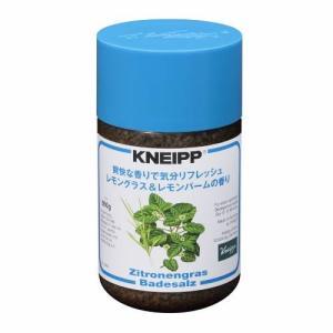 クナイプ  KNEIPP グーテバランス バスソルト レモングラス&レモンバームの香り 850g  ...